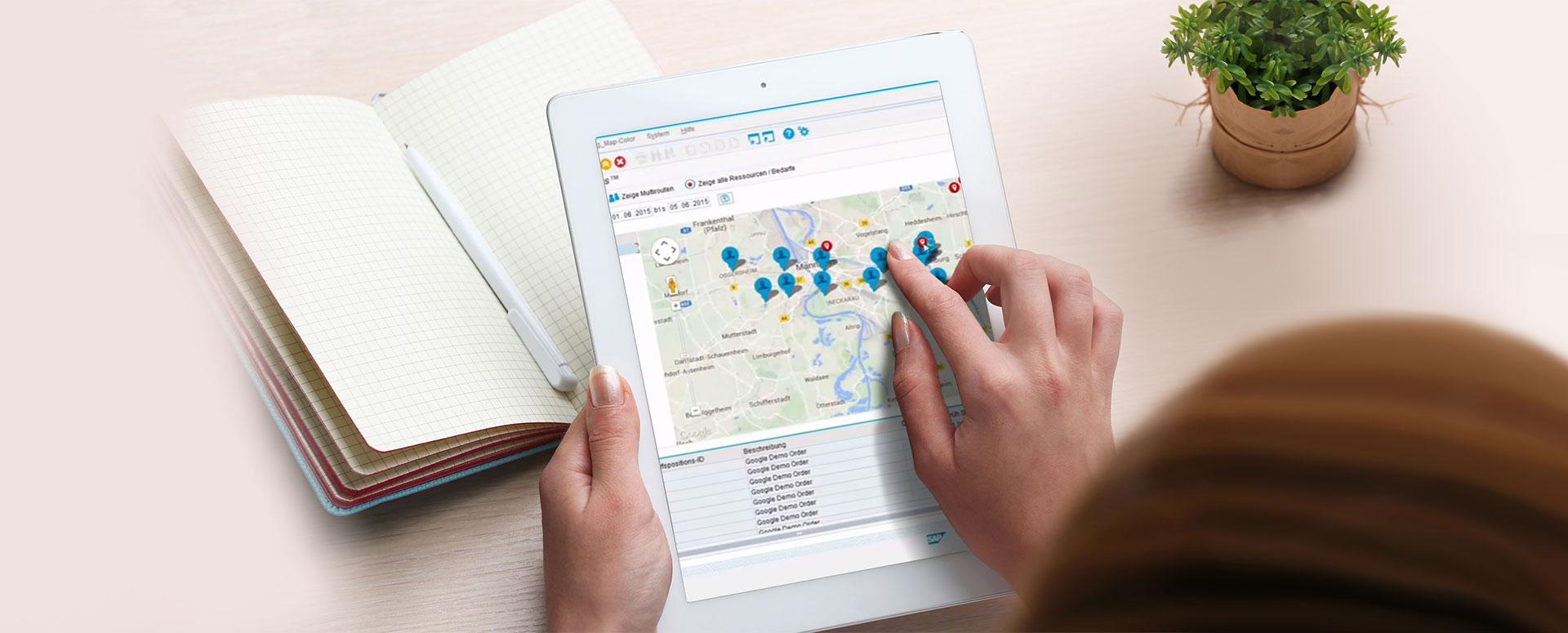 dynamicmap SAP MRS